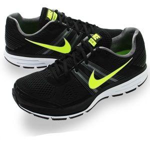 Men's Nike Pegasus +29 black Volta shoes